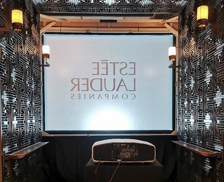 Rear Projection Screen & Projector Rental | HD Projector Rental HK