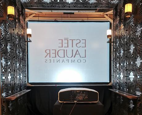Rear Projection Screen & Projector Rental | HD Projector Rental HK